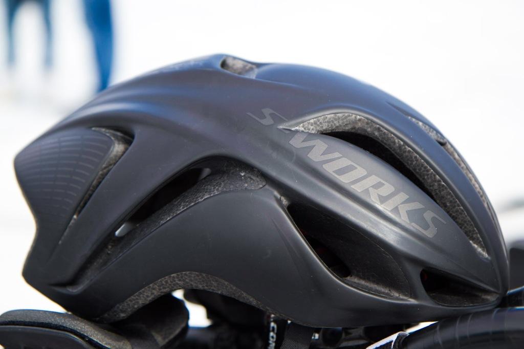 Specialized Shiv 2014 - Black - Triallan - Zipp 808 - Triathlon bike - Norseman-17