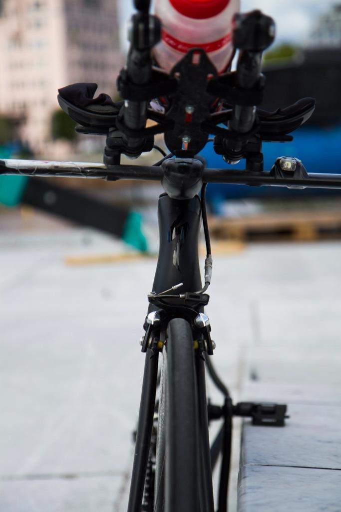 Specialized Shiv 2014 - Black - Triallan - Zipp 808 - Triathlon bike - Norseman-3