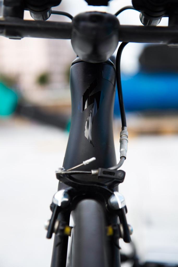 Specialized Shiv 2014 - Black - Triallan - Zipp 808 - Triathlon bike - Norseman-4