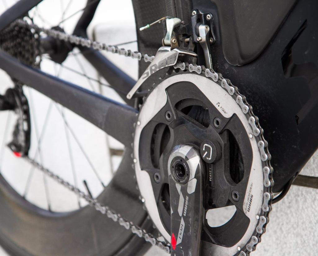 Specialized Shiv 2014 - Black - Triallan - Zipp 808 - Triathlon bike - Norseman