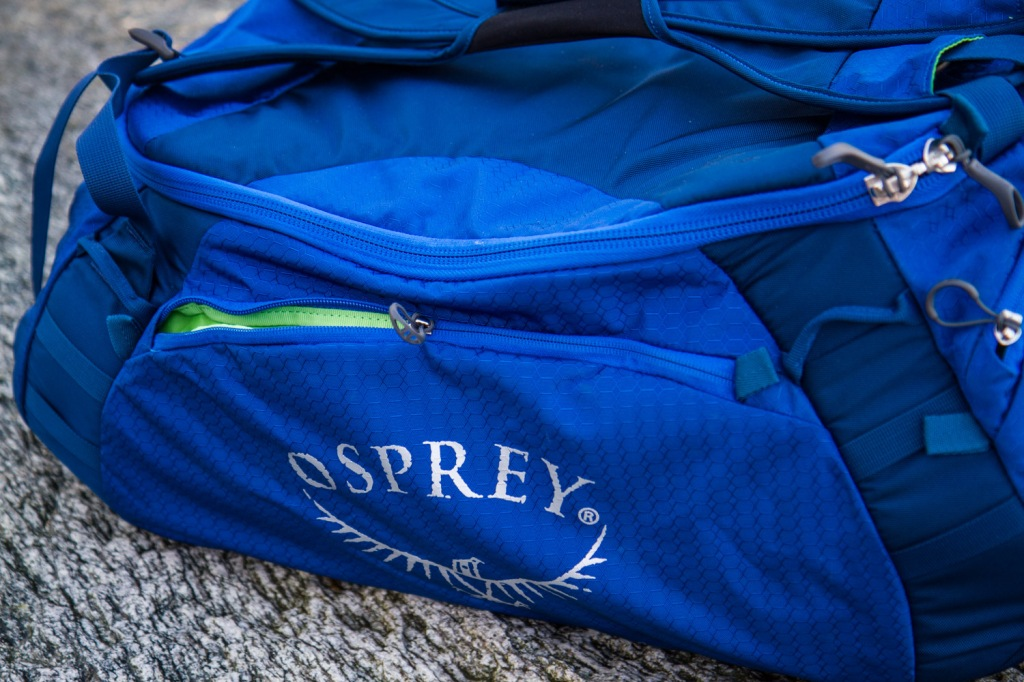 Osprey Transporter 65 95 Triallan lightweight duffel bag-11