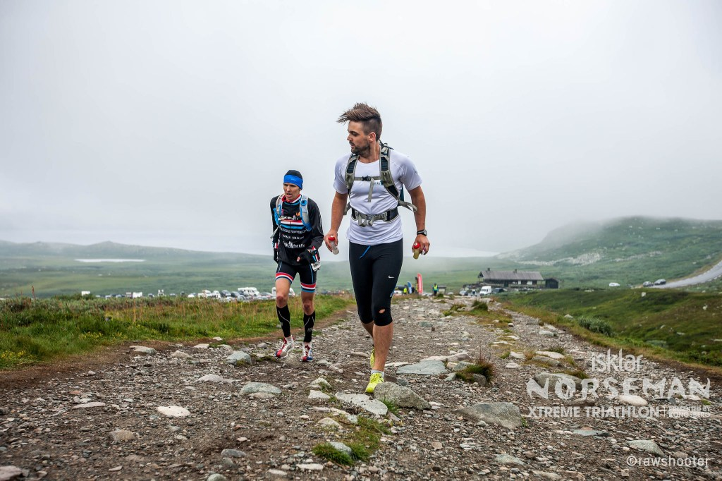 Triallan - Norseman 2014 - Kristian Brynestad - Allan Hovda - Klinikk for Alle