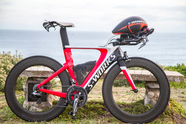 Specialized Shiv S-Works - Ironman Sør Afrika South Africa - Prerace -  Triallan - LREZ-2