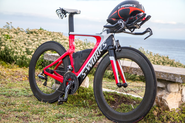 Specialized Shiv S-Works - Ironman Sør Afrika South Africa - Prerace -  Triallan - LREZ-3