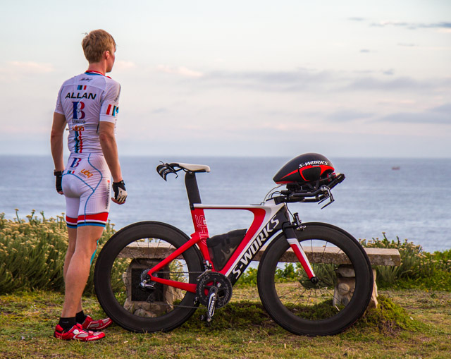 Specialized Shiv S-Works - Humanspeed -Ironman Sør Afrika South Africa - Prerace -  Triallan - Allan Hovda - LRez