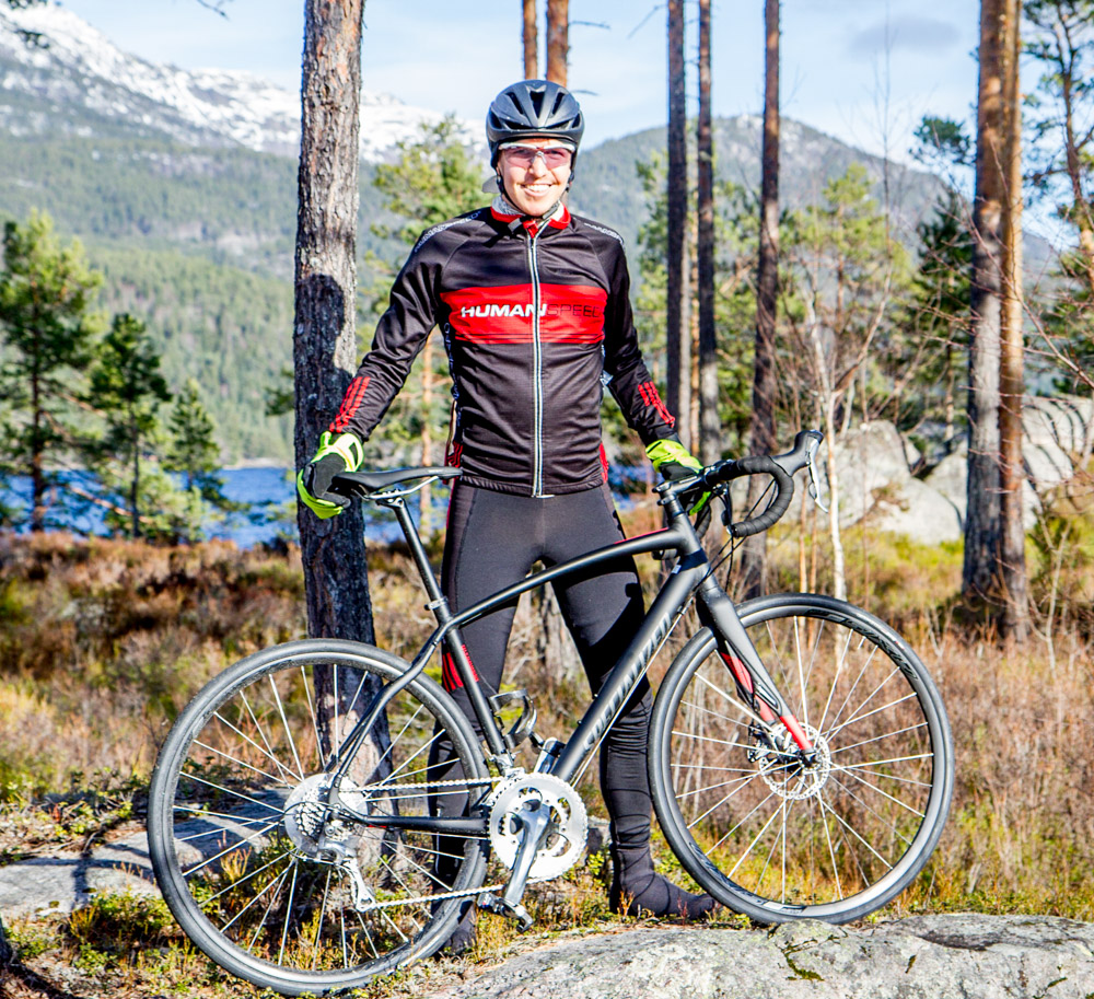 specialized diverge elite a1 - triallan - vinter  høst - vår - sykkel - skivebrems-20