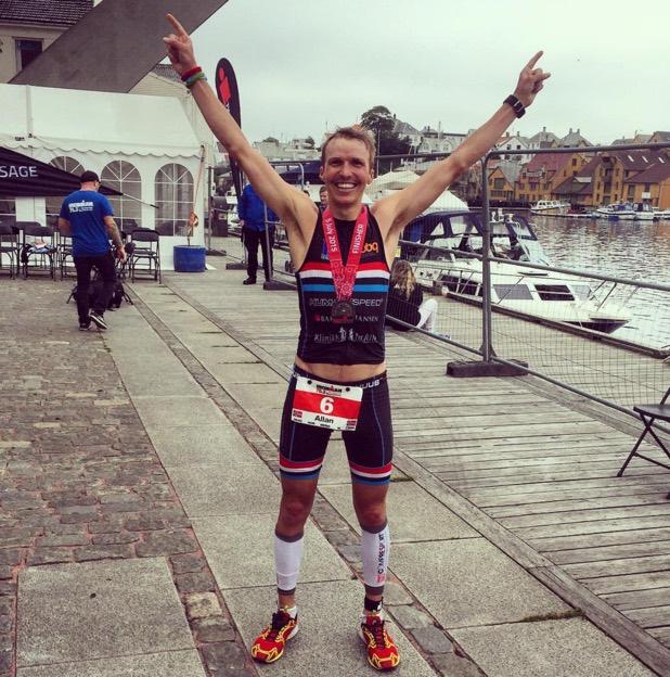 Triallan - Ironman 70.3 Haugesund - Ferdig