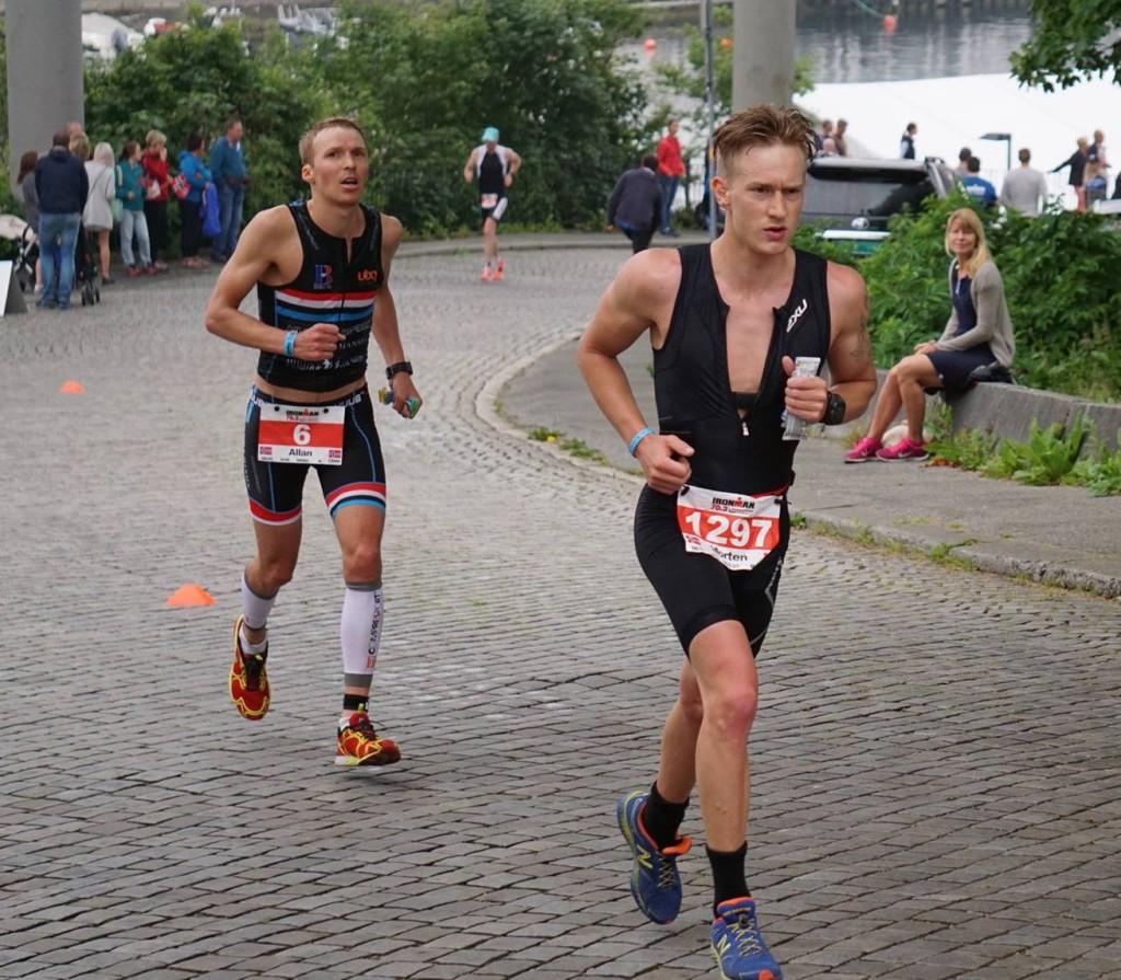 Triallan - Ironman 70.3 Haugesund - Løp