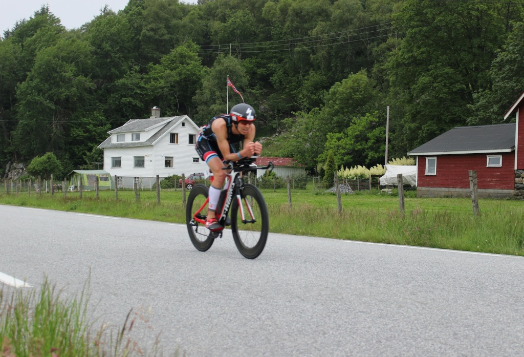 Triallan - Ironman 70.3 Haugesund - Specialized Shiv S-Works 2015