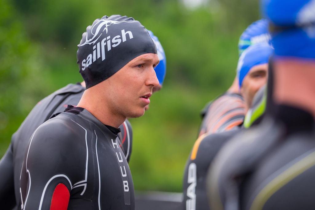 Triallan - Ironman 70.3 Haugesund - HUUB Archimedes 2 - Prerace swim