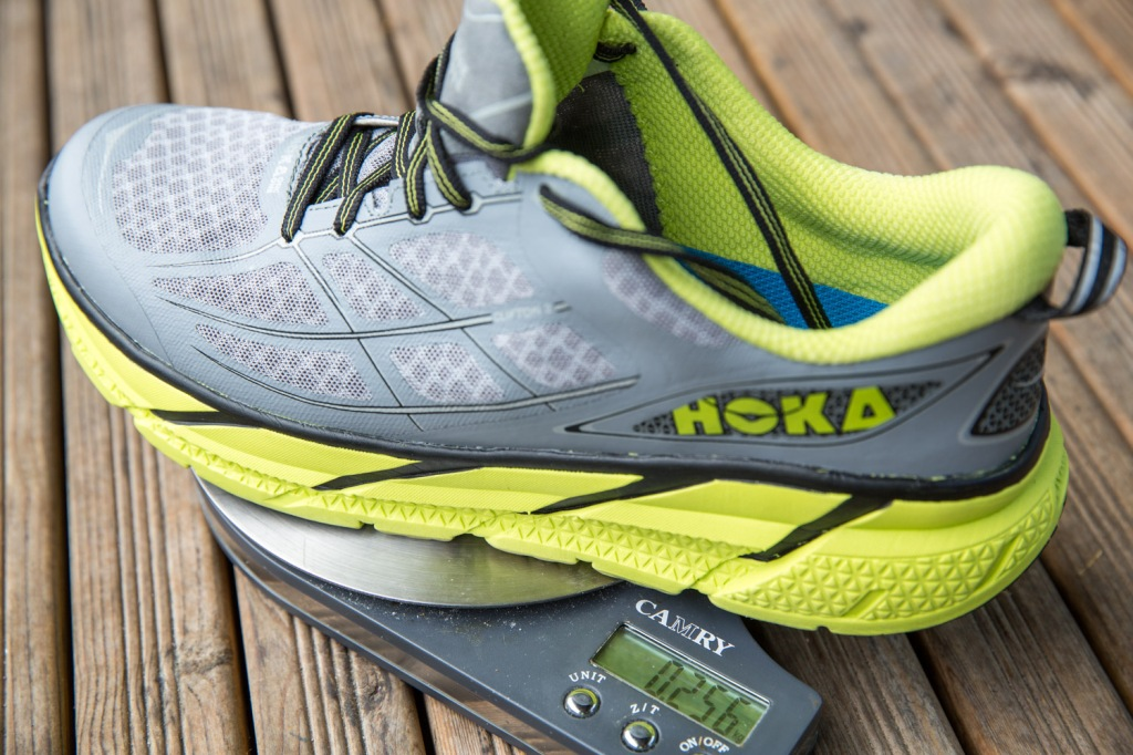 Triallan - Hoka Clifton 2-4