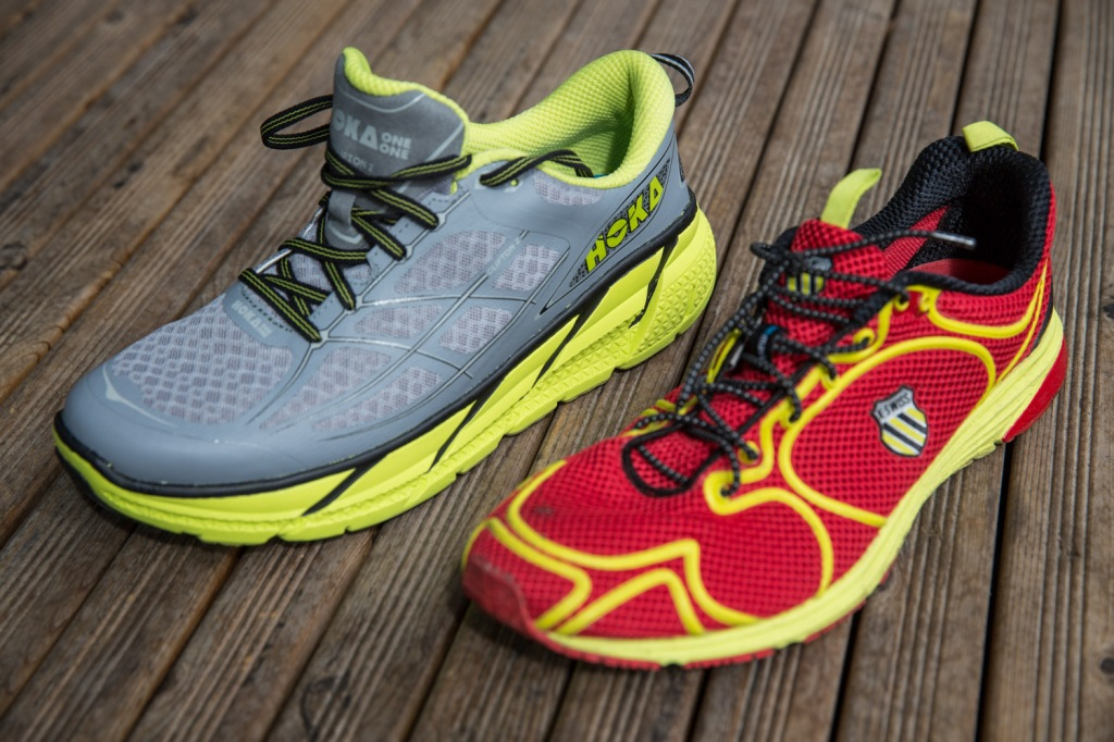 Triallan - Hoka Clifton 2-5