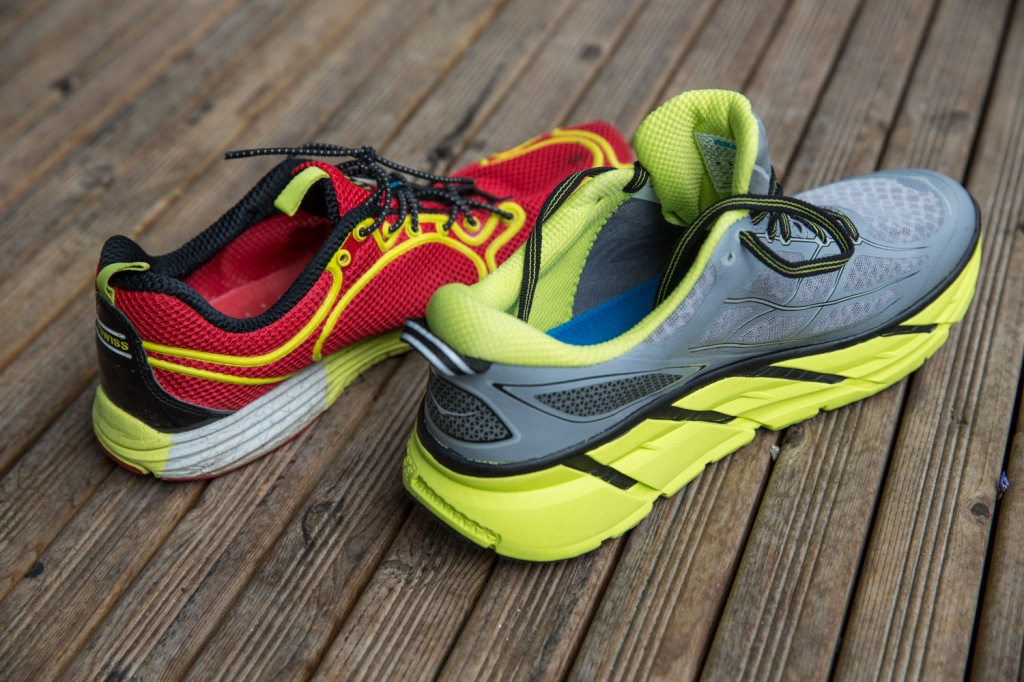 Triallan - Hoka Clifton 2-6