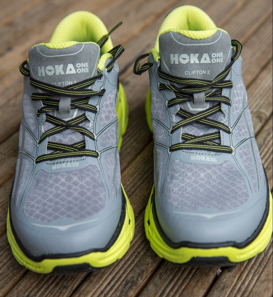 Triallan - Hoka Clifton 2-7