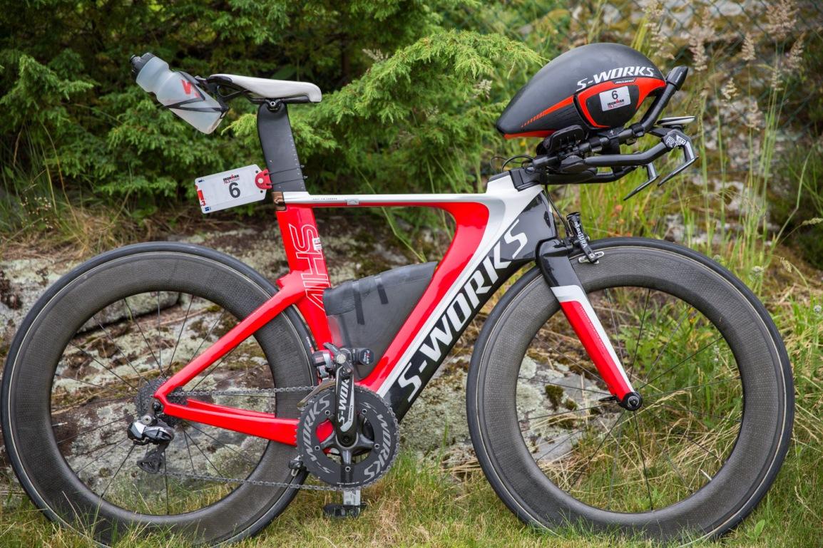 Klar for Ironman 70.3 Haugesund2015