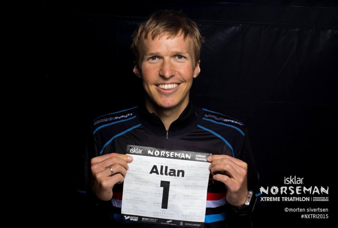 Race report – Norseman2015
