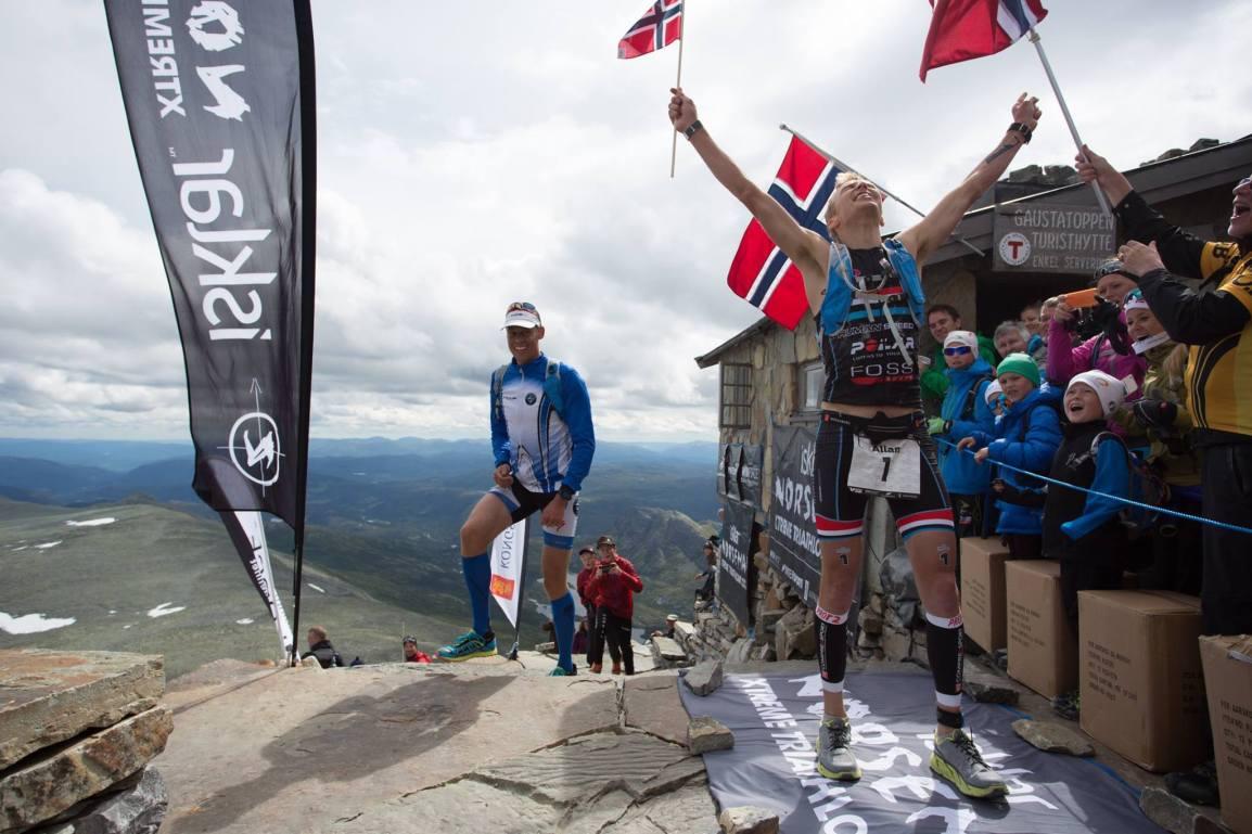 Norseman 15 - Finisher - Allan Hovda - Dag Oliver