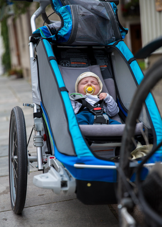 Thule Chariot CX1 - test - triallan - Allan Hovda-5