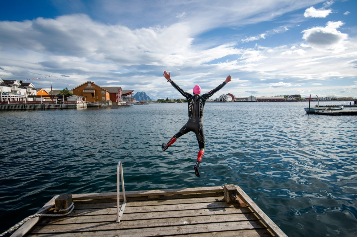 The Arctic Triple – Lofoten Triathlon 2016