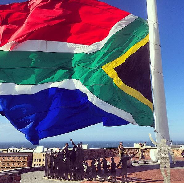 Triallan - Sør-Afrika 01
