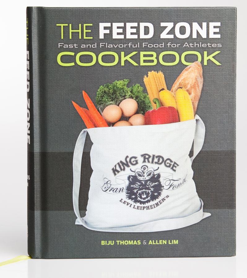 The Feed Zone - en kokebok med oppskrifter for atleter