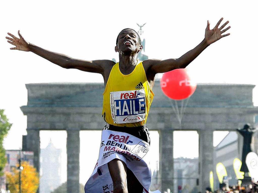 Haile - Verdensrekord