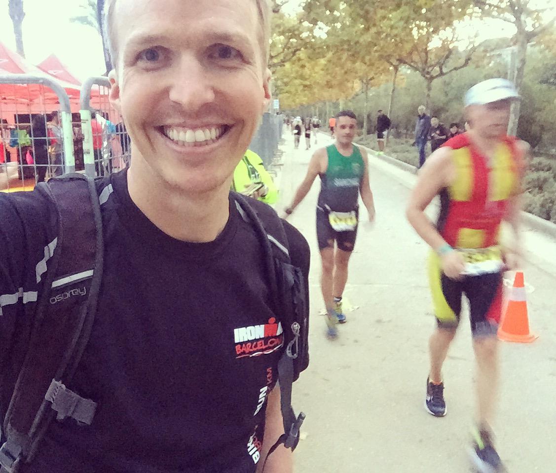 Race report Ironman Barcelona2015
