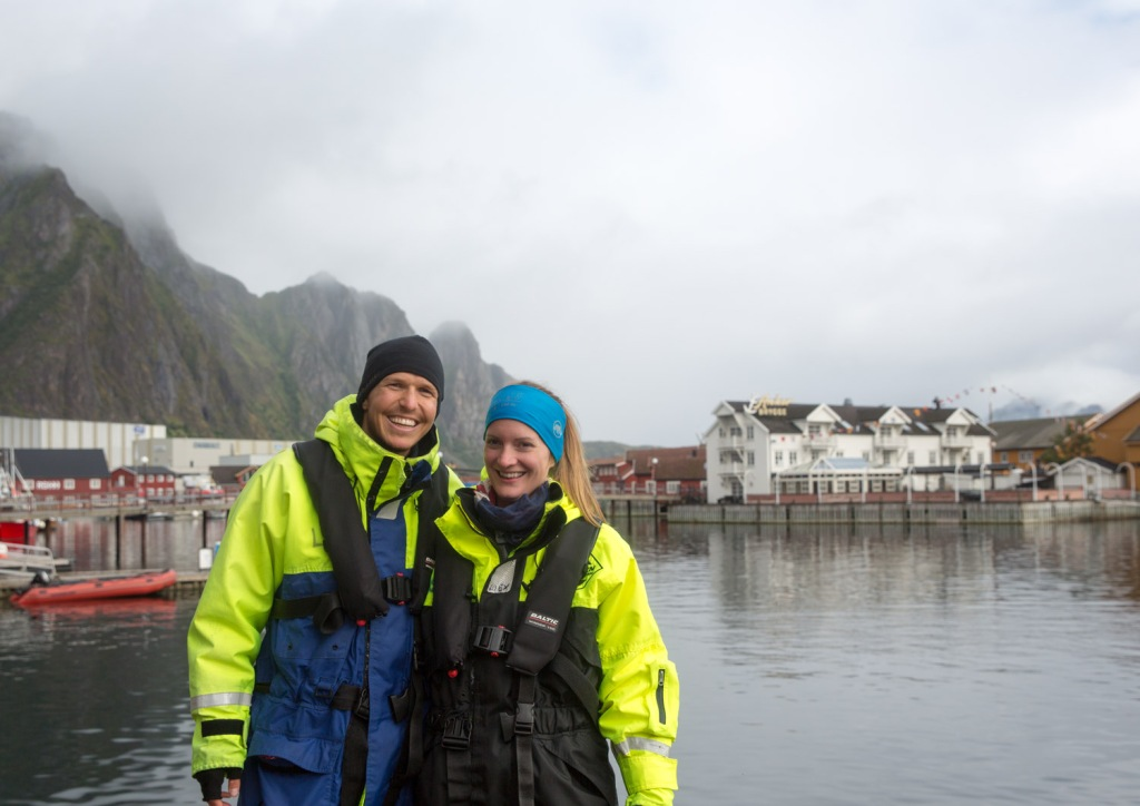 Triallan - Lofoten Triathlon - Svolvær - The Arctic Triple-15