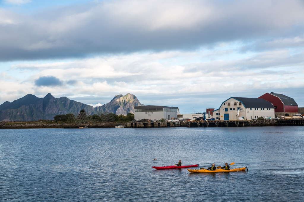 Triallan - Lofoten Triathlon - Svolvær - The Arctic Triple-18