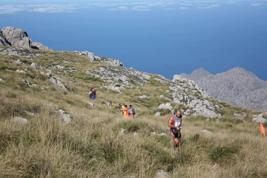 Caimari Epic Trail - Triallan - Allan Hovda - top view 3