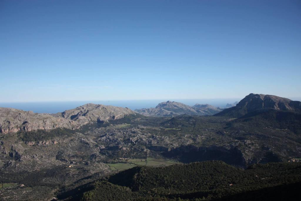 Caimari Epic Trail - Triallan - Allan Hovda - top view