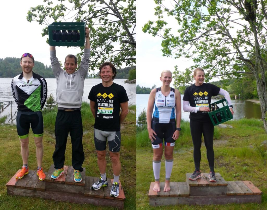 Halvfet triathlon