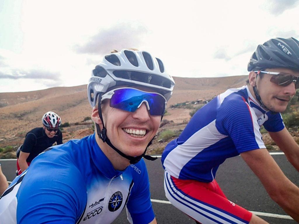 Laurent Vidal og meg