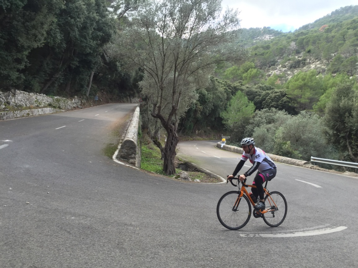 Triallan - Kill the hills - Mallorca
