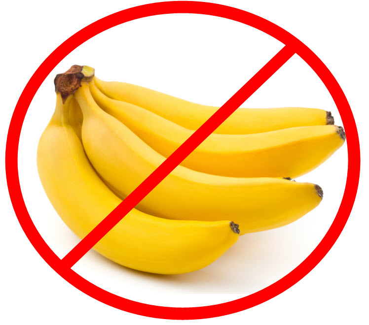 Dropp bananen!