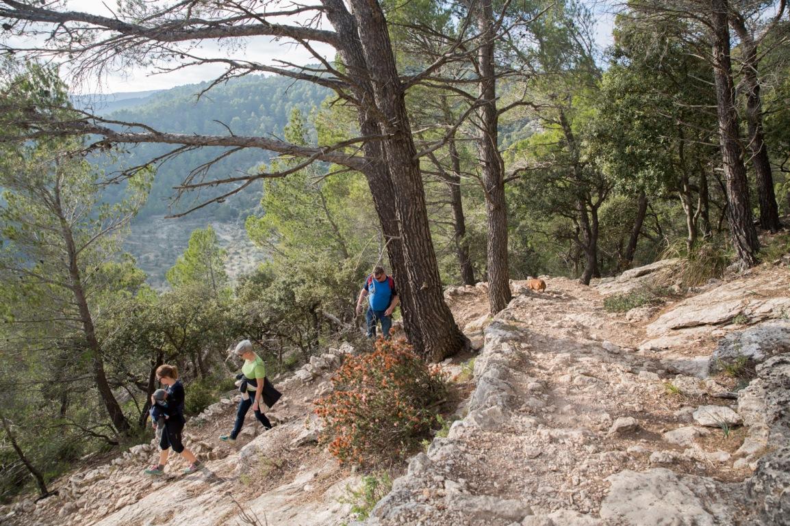 Triallan - Allan Hovda - Mallorca - Terrengløp - Fjelltur - Hiking-24