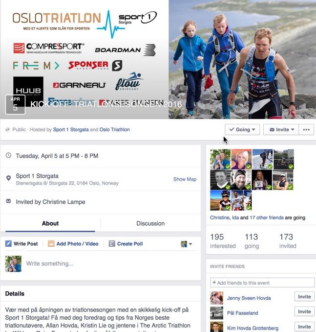 KICK-OFF Triathlonsesongen Sport1 - Triallan