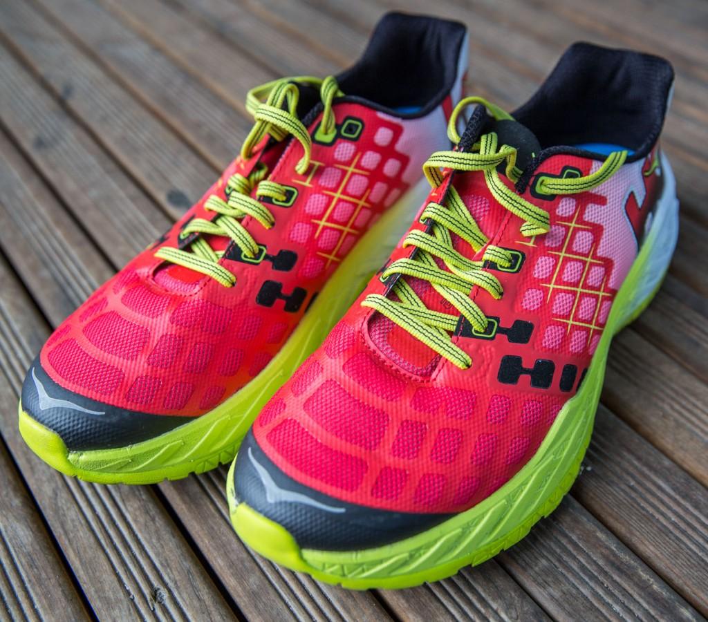 Allan Hovda - Triallan - Hoka Clifton 2 - Tracer - Clayton - Sport1 Storgata - triathlon shoes - racing-2