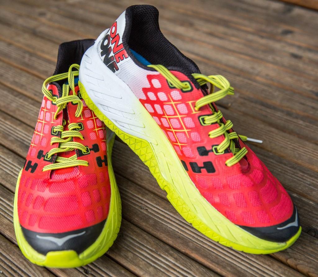 Allan Hovda - Triallan - Hoka Clifton 2 - Tracer - Clayton - Sport1 Storgata - triathlon shoes - racing-4