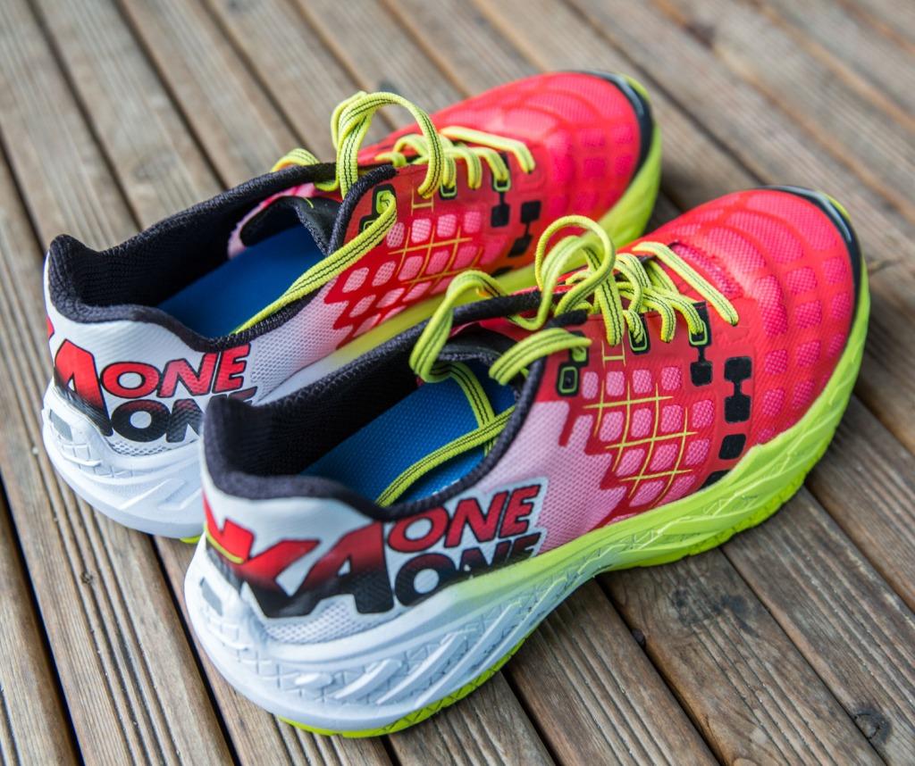 Allan Hovda - Triallan - Hoka Clifton 2 - Tracer - Clayton - Sport1 Storgata - triathlon shoes - racing-5