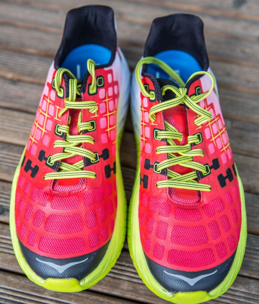 Allan Hovda - Triallan - Hoka Clifton 2 - Tracer - Clayton - Sport1 Storgata - triathlon shoes - racing-7