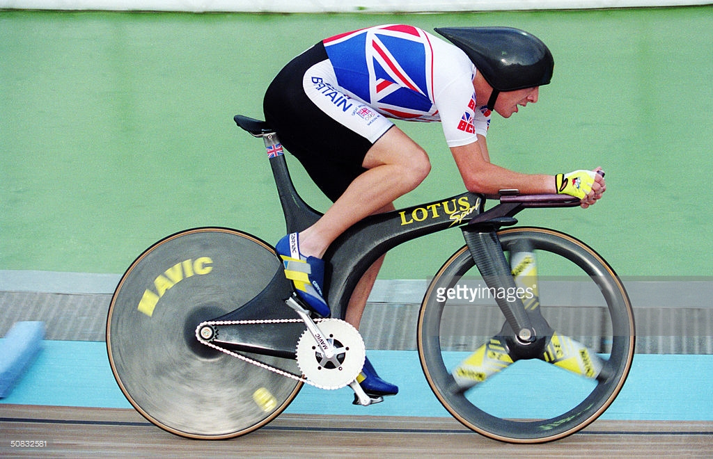 Chris Boardman Lotus