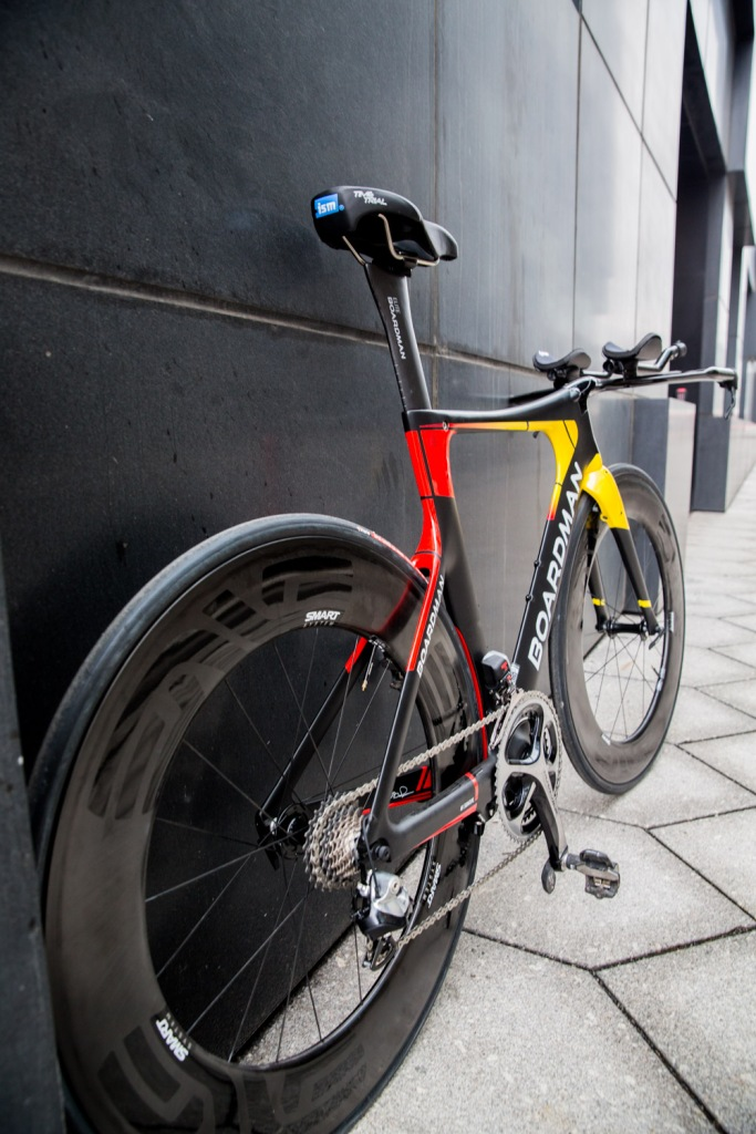Triallan - Boardman TTE Signature - Allan Hovda - Adrena - Triathlon bike - aerodynamic - 2016-16