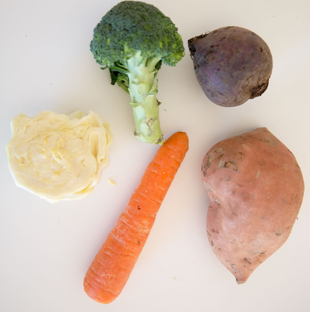 Triallan - hjemmelagd barnemat - søtpotet - gulrot - brokkoli - Cherub matposer - sunt -godt-7