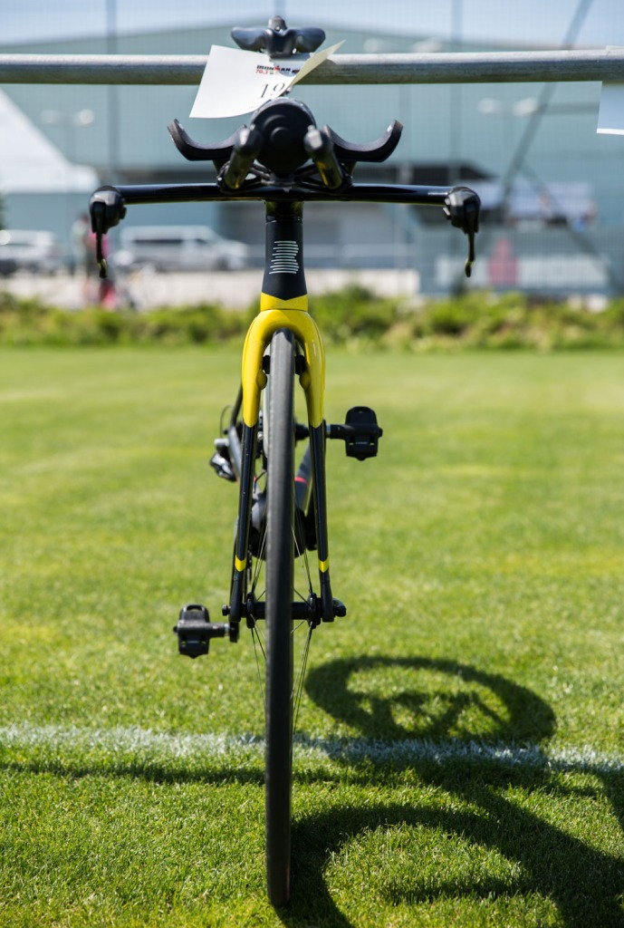 Triallan - Allan Hovda - Ironman 70.3 St.Pölten - Boardman TTE Signature - Race setup-2