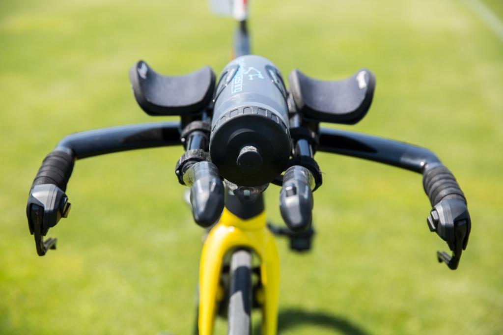 Triallan - Allan Hovda - Ironman 70.3 St.Pölten - Boardman TTE Signature - Race setup-3