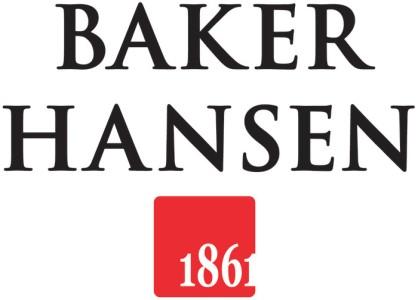 Baker hansen - logo