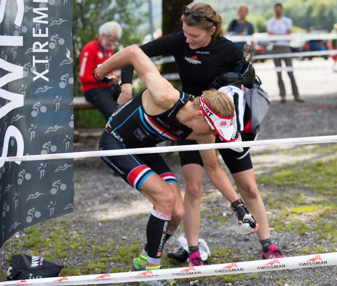 Swissman Xtreme triathlon - Triallan - Allan Hovda - Boardman TTE - Castelli Gabba - Swiss Alps-11