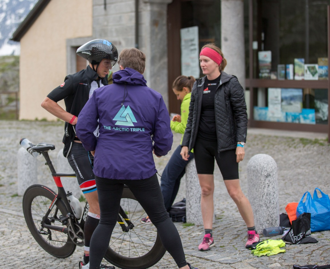Swissman Xtreme triathlon - Triallan - Allan Hovda - Boardman TTE - Castelli Gabba - Swiss Alps-2