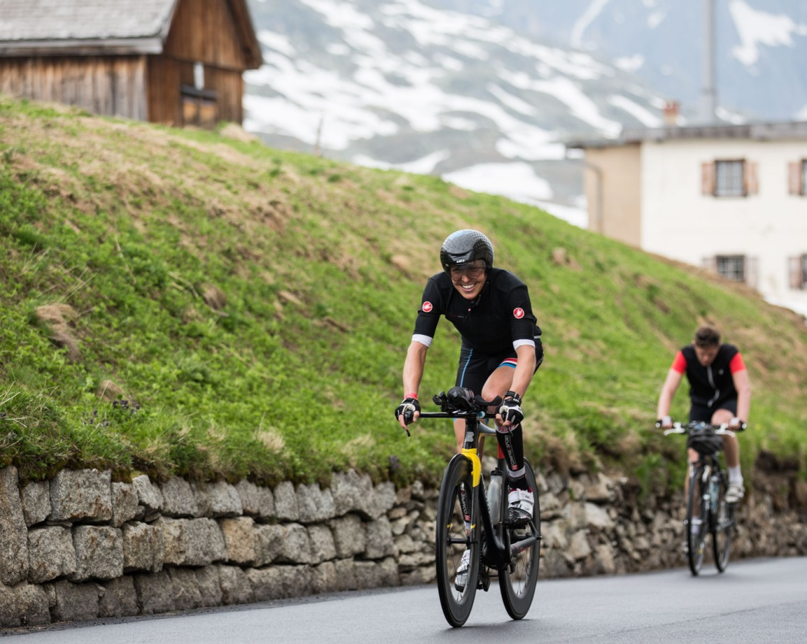 Swissman Xtreme triathlon - Triallan - Allan Hovda - Boardman TTE - Castelli Gabba - Swiss Alps-5